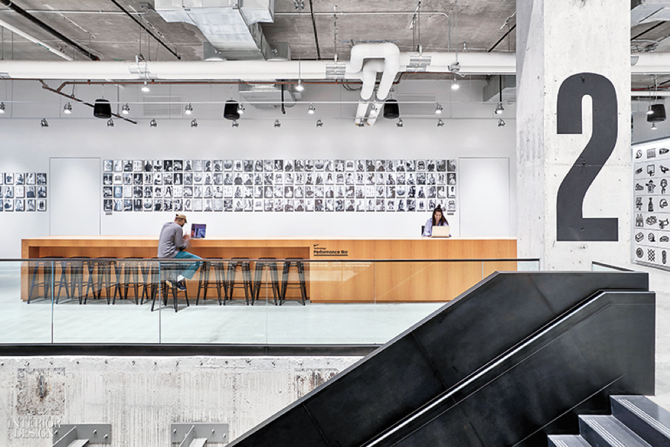 6 Corporate Office Design Ideas From Brands You Know - Eden