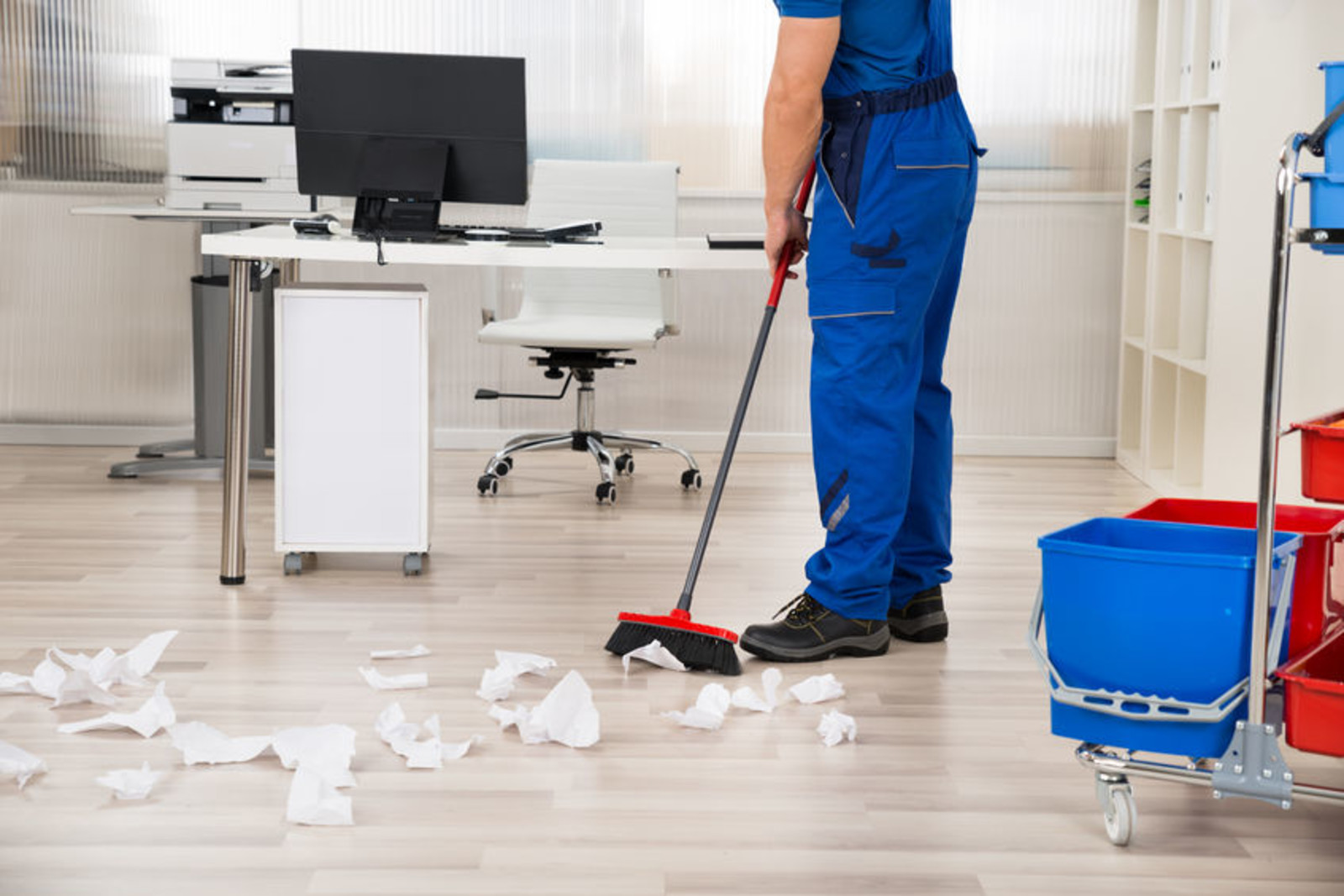 Cleaning Services Cleaning For Office Spaces. Regardless If You Work And/or  Manage A Retail Store, Hospital, School, Gym Or Any Other Commercial Space,  ...