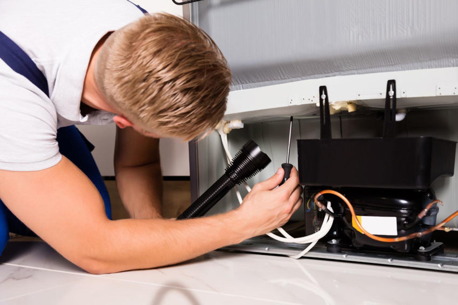Appliance hook up service near me